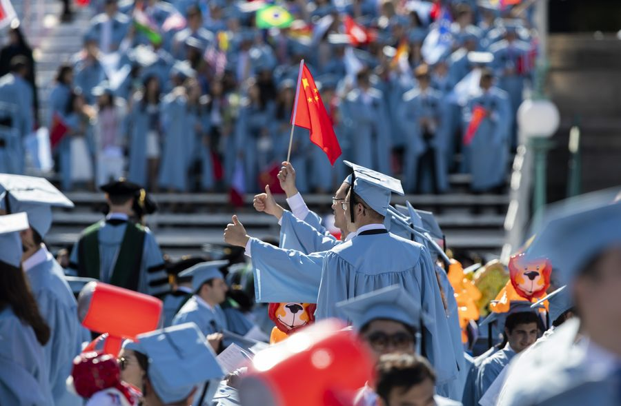 U.S. restrictions on Chinese students would stifle American companies, universities: expert - Xinhua | English.news.cn