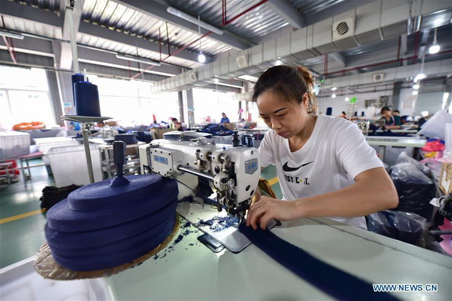 CHINA-GUIZHOU-TONGREN-POVERTY ALLEVIATION-JOBS (CN)