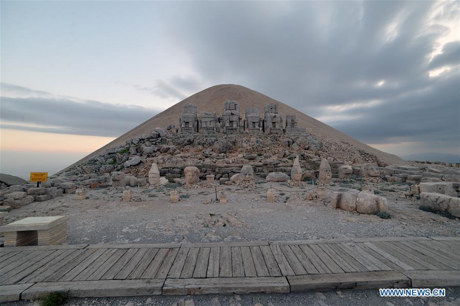 土耳其山下墓古墓