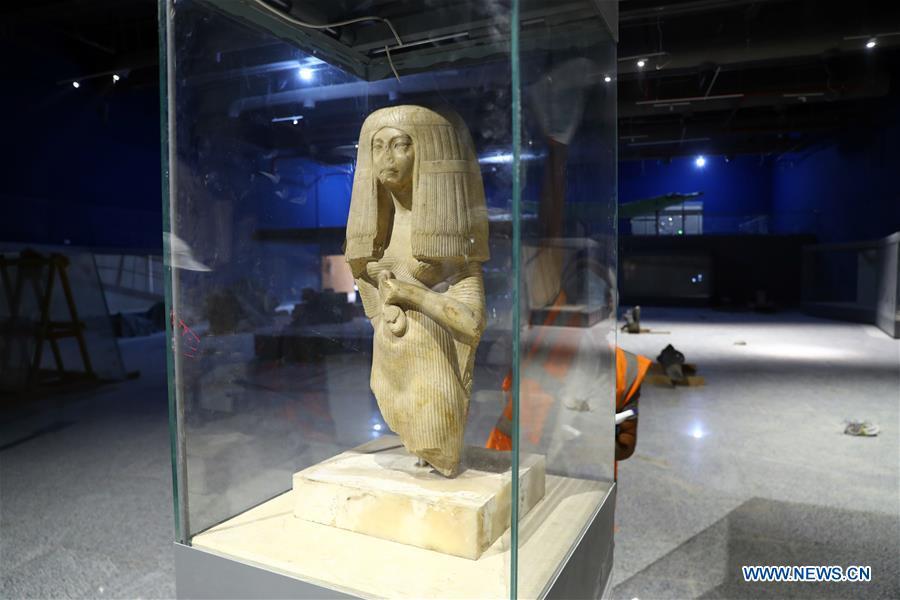 埃及沙姆沙伊赫安全旅游邮票博物馆