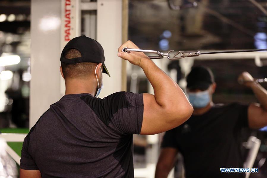 伊拉克-巴格达-健身房