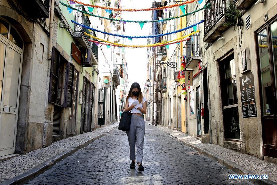 葡萄牙-里斯本-COVID-19-通则