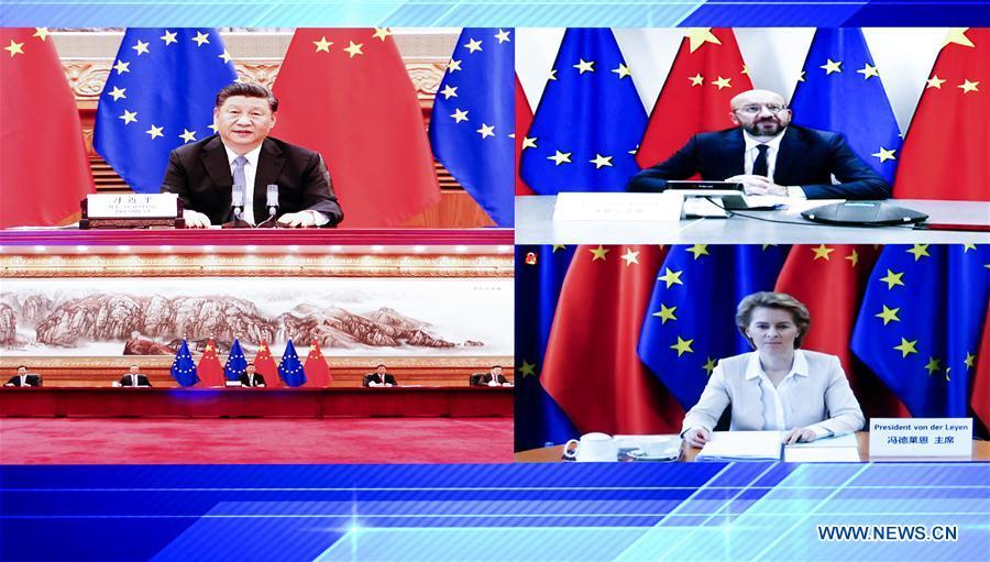 Xi Eyes More Stable, Mature China-EU Ties in Post-Pandemic Era