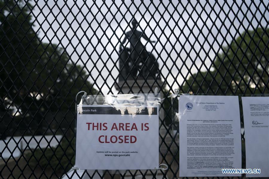 美国华盛顿特区邮寄纪念馆