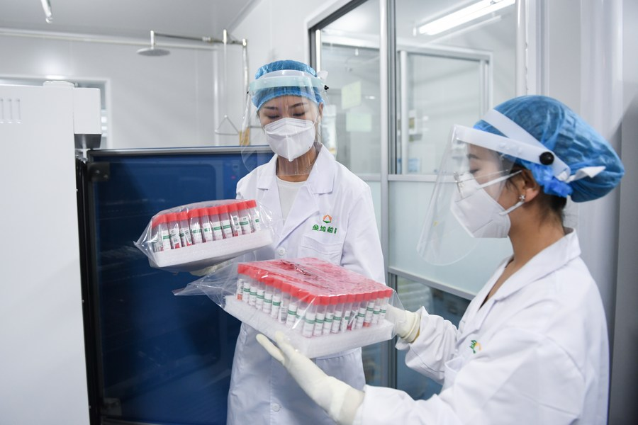 China CDC rules out animal virus spillover, Wuhan strain in Beijing COVID-19 outbreak - Xinhua | English.news.cn