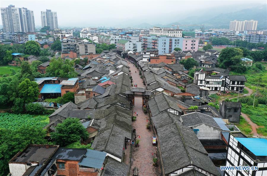 CHINA-CHONGQING-RONGCHANG POTTERY-EXPERIENCE (CN)