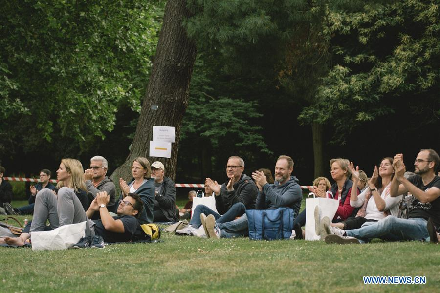 GERMANY-BONN-BEETHOVEN-COMMEMORATION-CONCERT