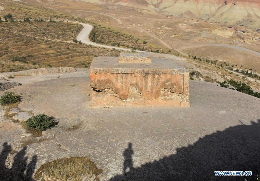 阿富汗巴尔克历史遗迹恢复
