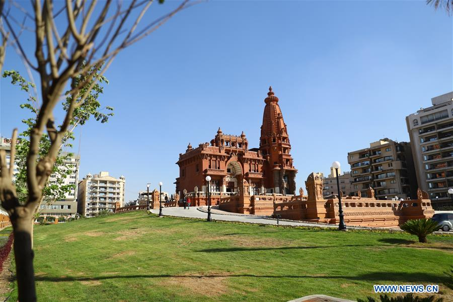 EGYPT-CAIRO-BARON EMPAIN PALACE-REOPENING