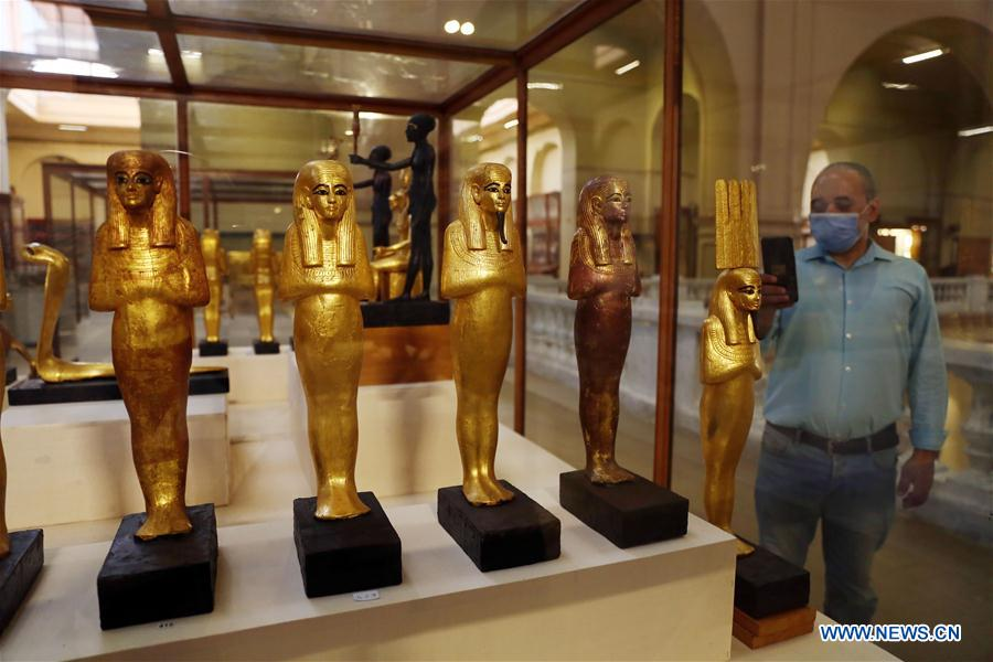 EGYPT-CAIRO-EGYPTIAN MUSEUM-REOPENING