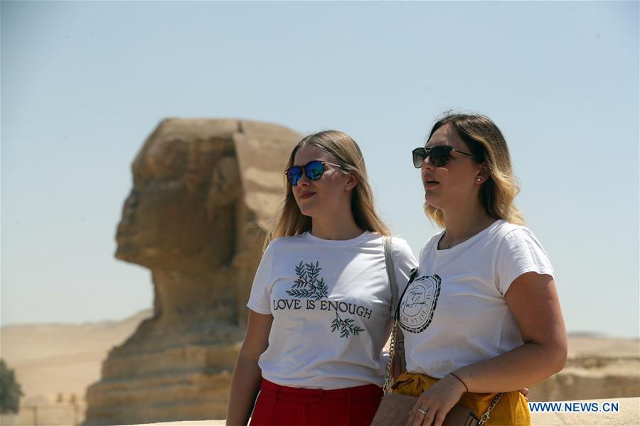 EGYPT-GIZA-PYRAMIDS-SPHINX-REOPENING