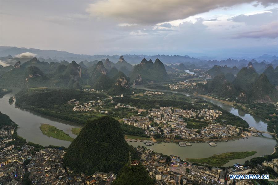 CHINA-GUANGXI-YANGSHUO-SCENERY (CN)
