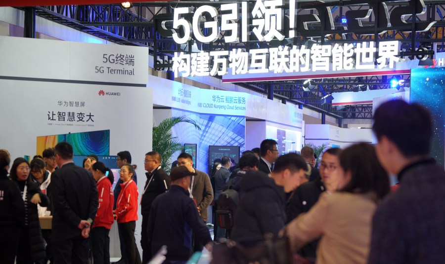 China urges France to make independent choices over 5G network - Xinhua | English.news.cn