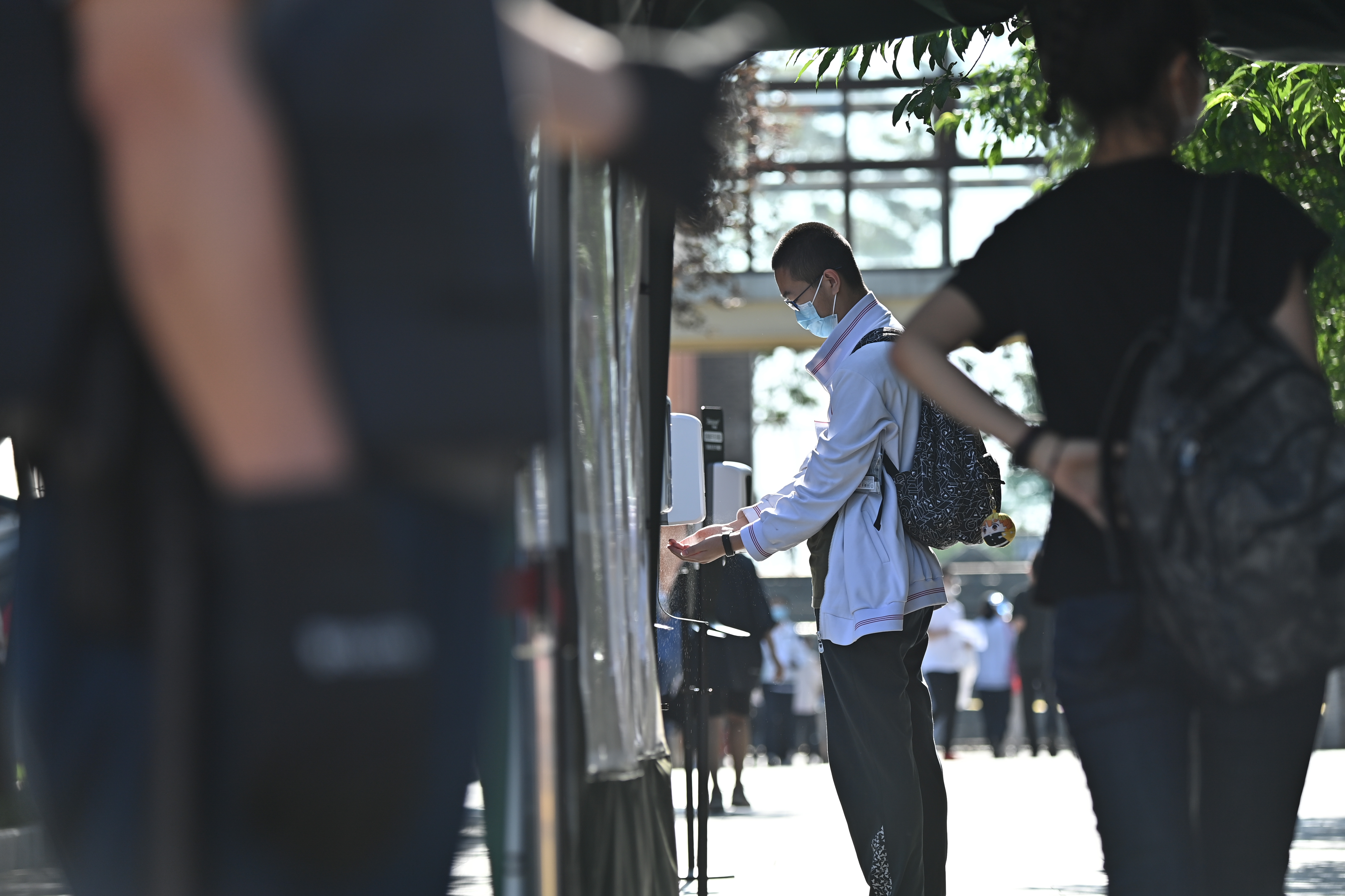 China Holds Delayed 'Gaokao' amid Tight Epidemic Control