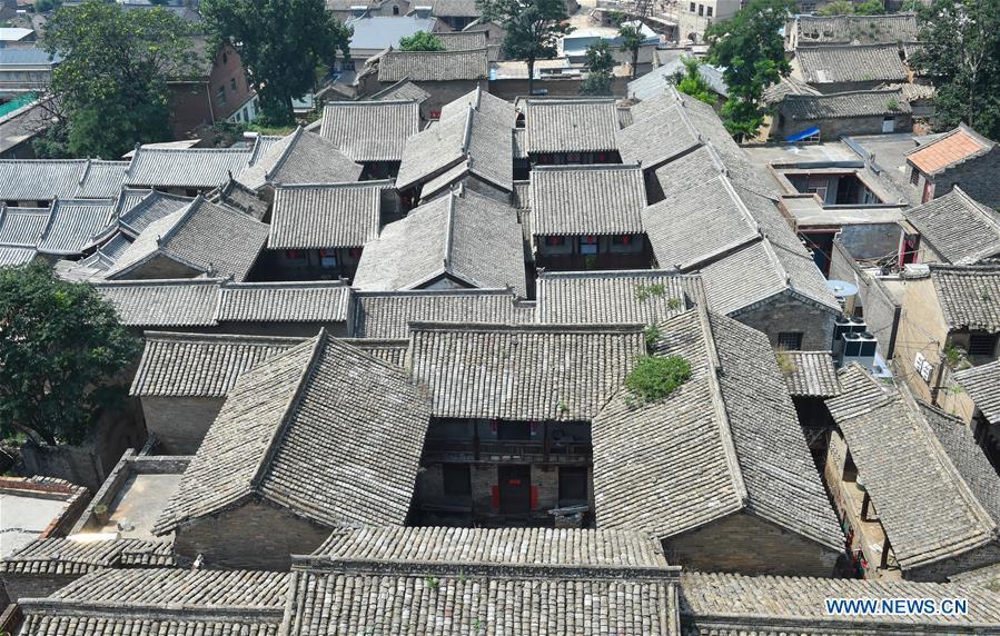 CHINA-SHANXI-JINCHENG-ANCIENT FORTRESS-TOURISM (CN)