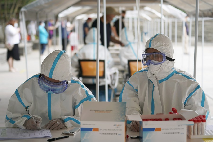 China Supports Global Scientists in Conducting Research on Source, Transmission Route of Virus
