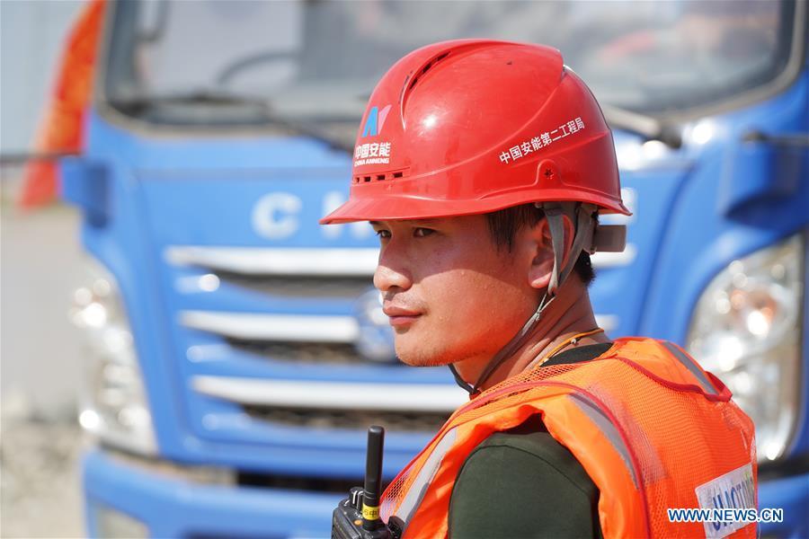 CHINA-JIANGXI-POYANG-DYKE BREACH (CN)
