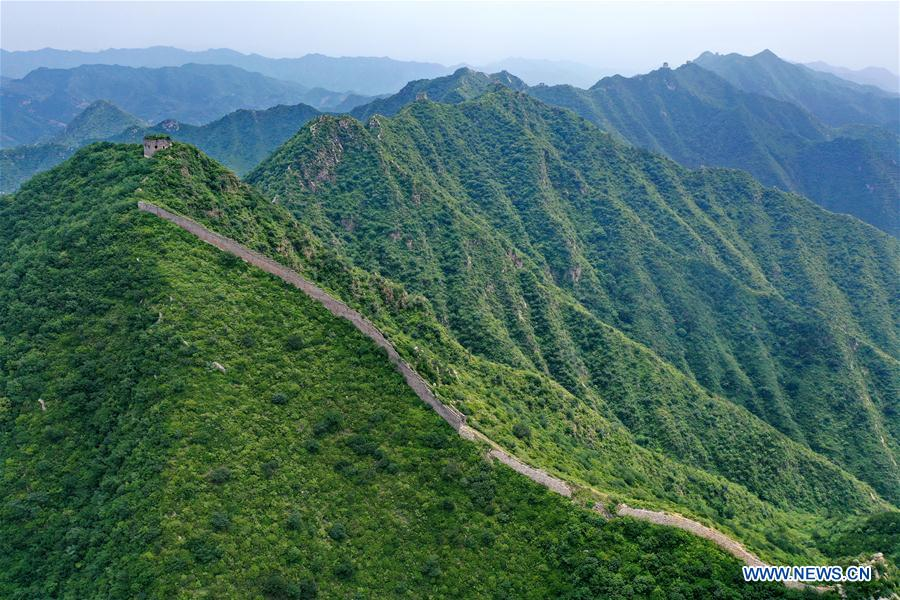 CHINA-HEBEI-THE GREAT WALL-SCENERY (CN)