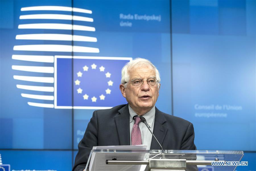 BELGIUM-BRUSSELS-EU-FMS-TURKEY-DECISION