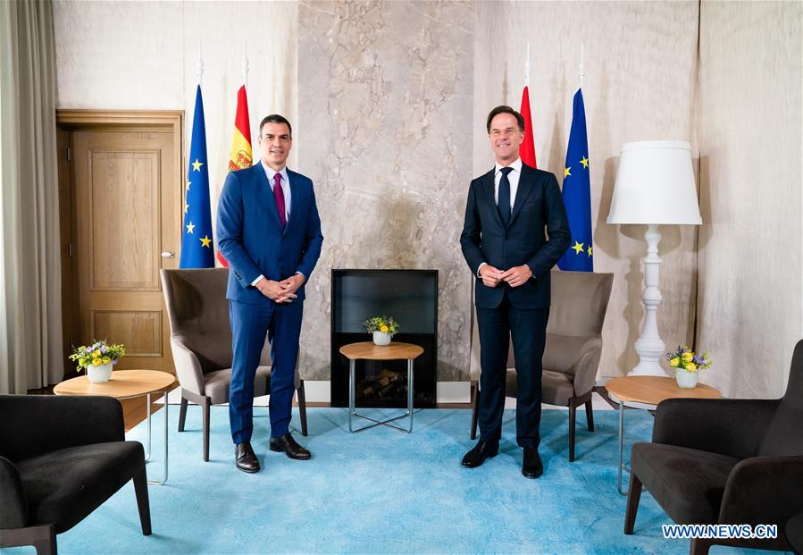 THE NETHERLANDS-THE HAGUE-SPAIN-PM-MEETING