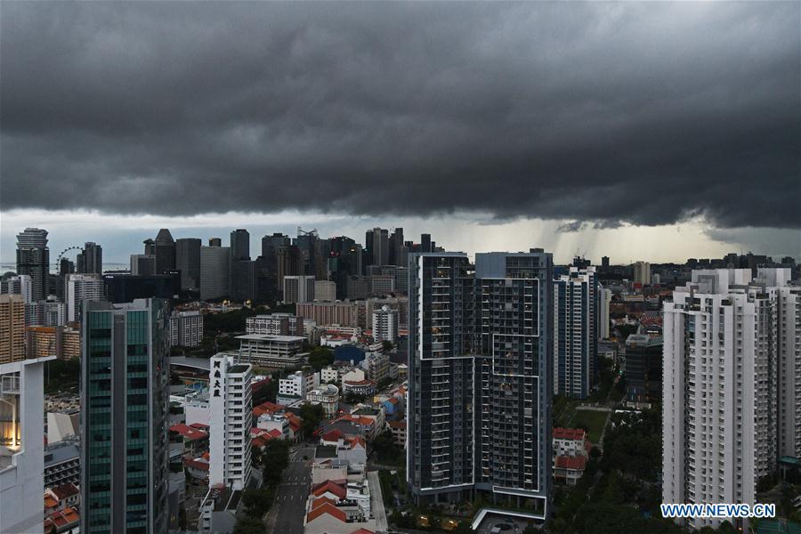 新加坡经济第二季度国内生产总值