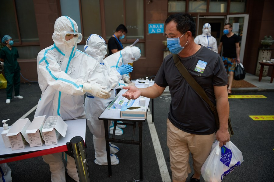 Beijing Tames New Infections of COVID-19 in Less Than One Month