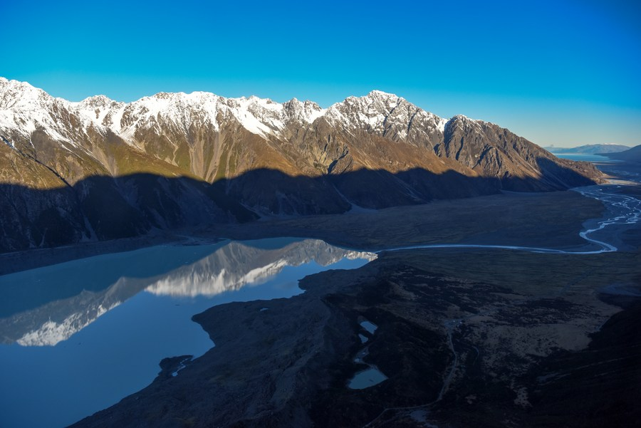 Album: Picturesque Mount Cook National Park in New Zealand - Xinhua   English.news.cn