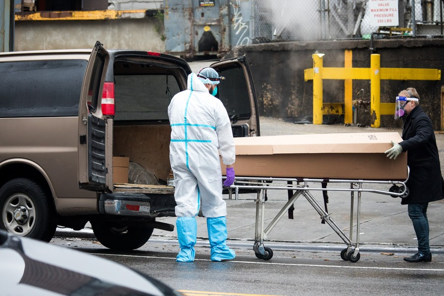 Live COVID-19 updates: Global death toll from COVID-19 passes 600,000 -- Johns Hopkins University