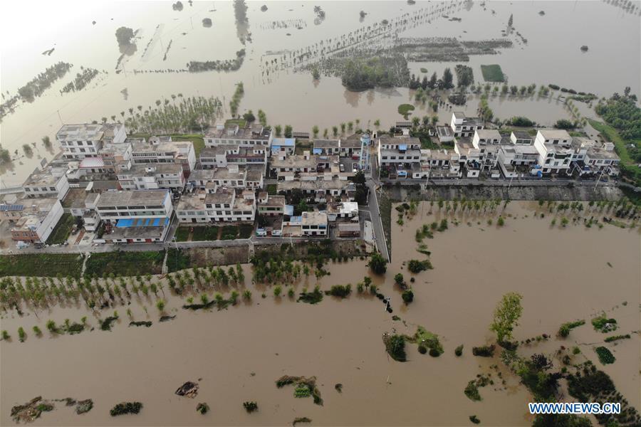 中国-安徽-孟瓦洪灾区-郑太子路堤(CN)