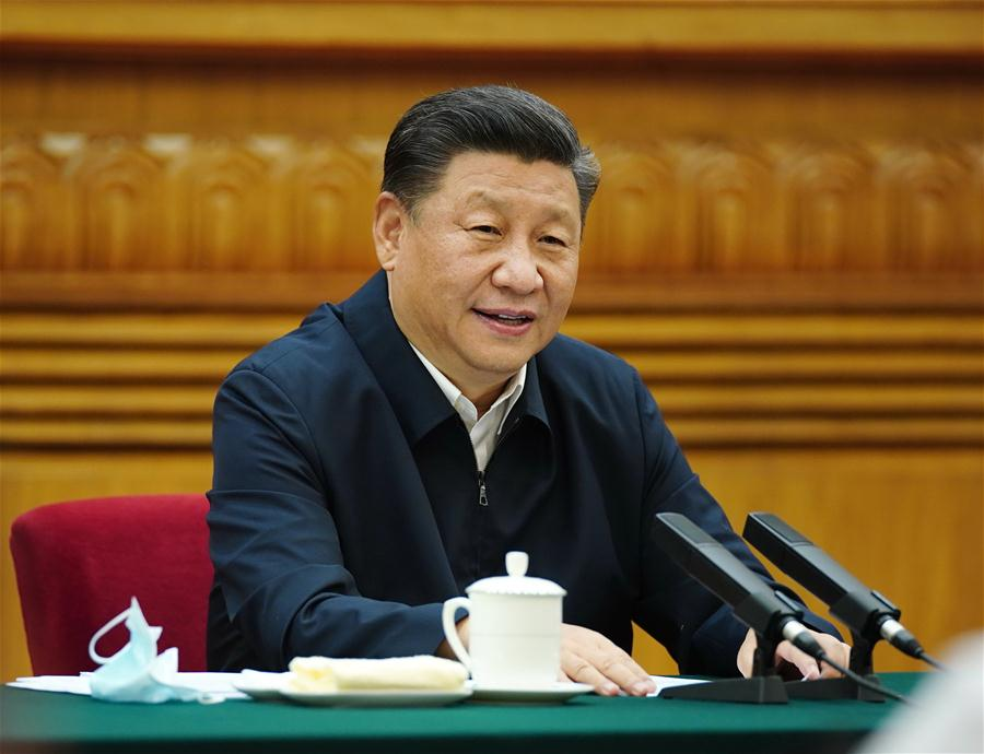 CHINA-BEIJING-XI JINPING-SYMPOSIUM (CN)