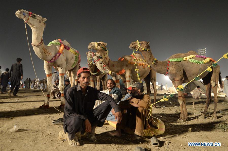 巴基斯坦-伊斯拉马巴德-开斋节