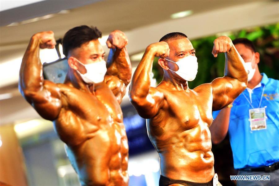 (SP)泰国-芭堤雅-肌肉和健身锦标赛