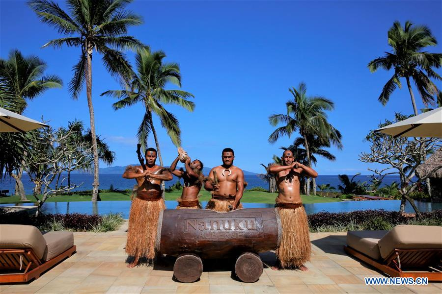 FIJI-CHINA-TOURISM