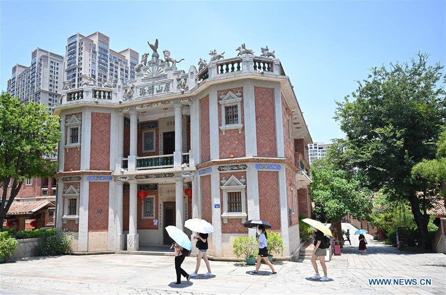 中国-福建-泉州-旅游业复苏(CN)