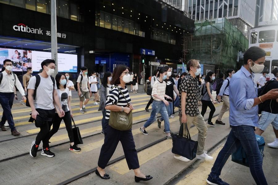 Hong Kong Reports 118 New Covid 19 Cases Total Surpasses 3 000 Xinhua English News Cn