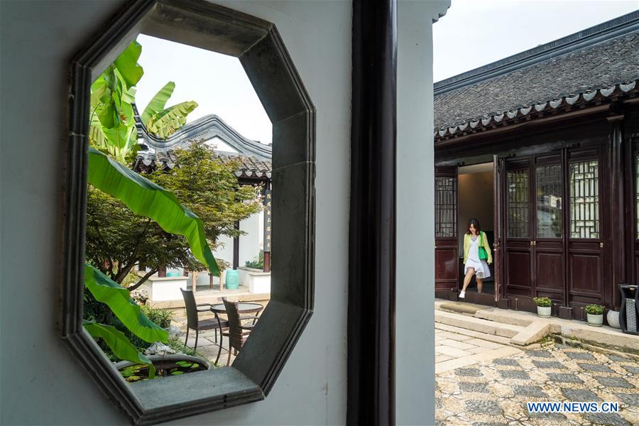 Local Authorities of Suzhou Promote Orderly Development of Homestays