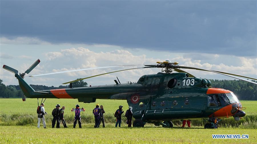 拉脱维亚-利尔瓦德-降落伞