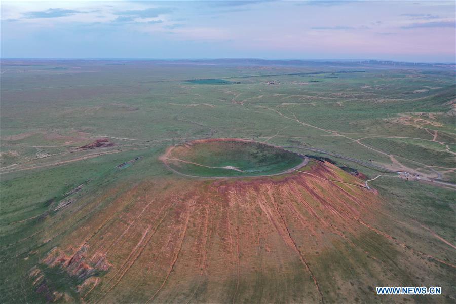 中国内蒙古-乌兰察布-火山(CN)