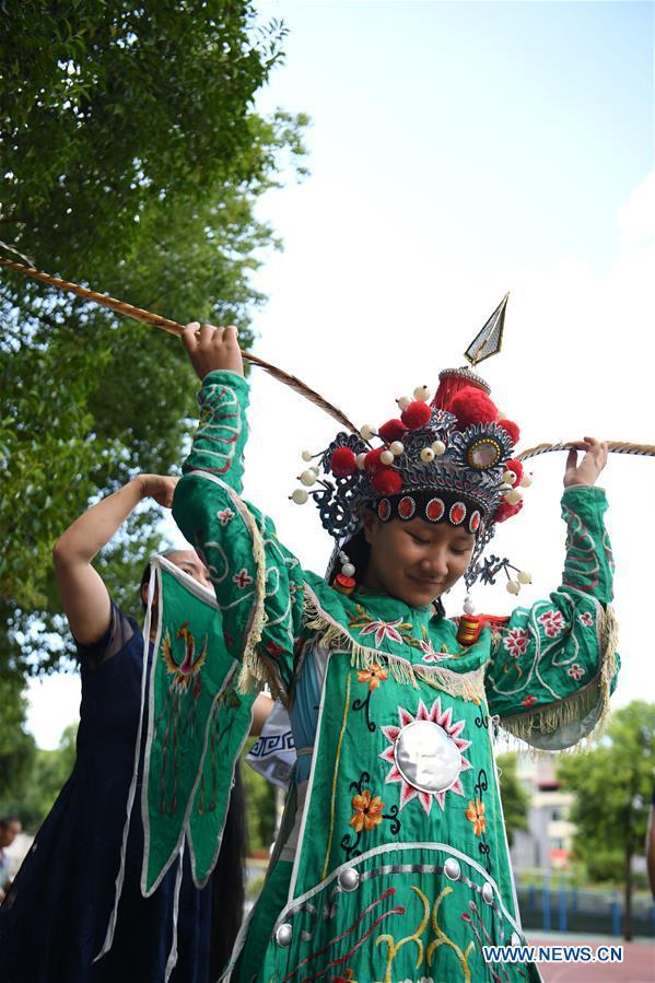#CHINA-GUIZHOU-TIANZHU-DONG OPERA (CN)