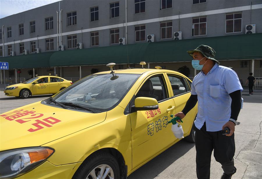 CHINA-FUJIAN-FUZHOU-SUMMER-DRIVING TEST (CN)