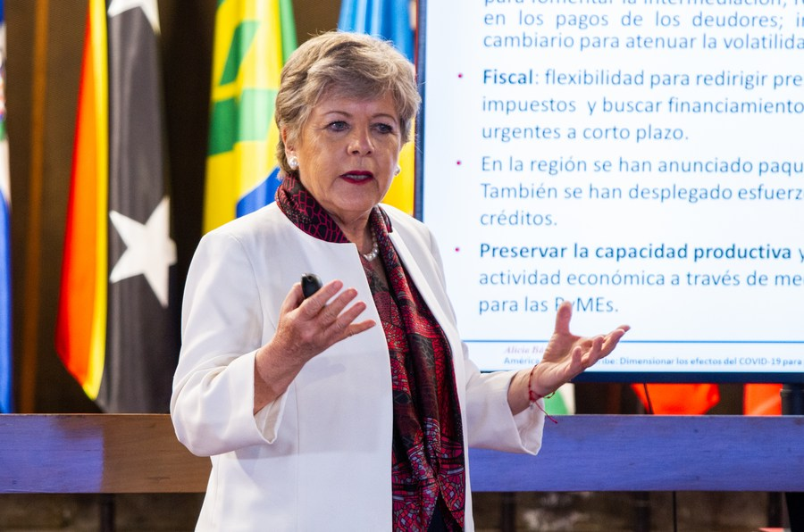 Roundup: ECLAC highlights China as Argentina's top trade partner amid pandemic