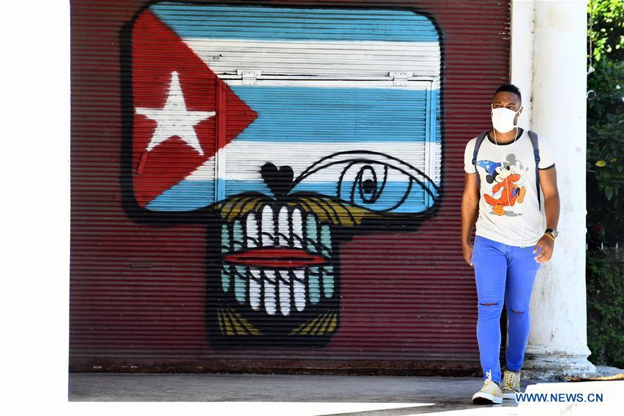 CUBA-HAVANA-COVID-19-CASES