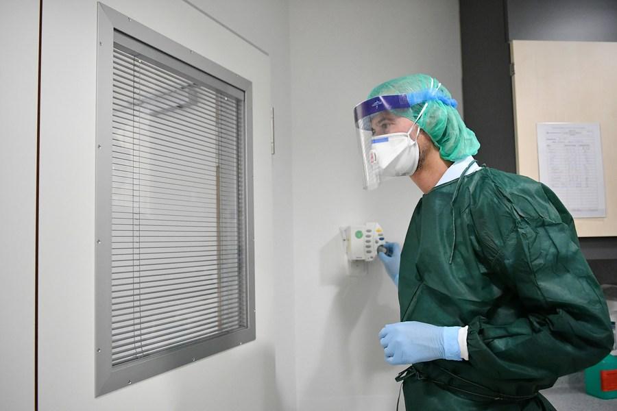 Covid 19 Vaccine Program Boosts Revenues Of German Pharmaceutical Company Biontech Xinhua English News Cn