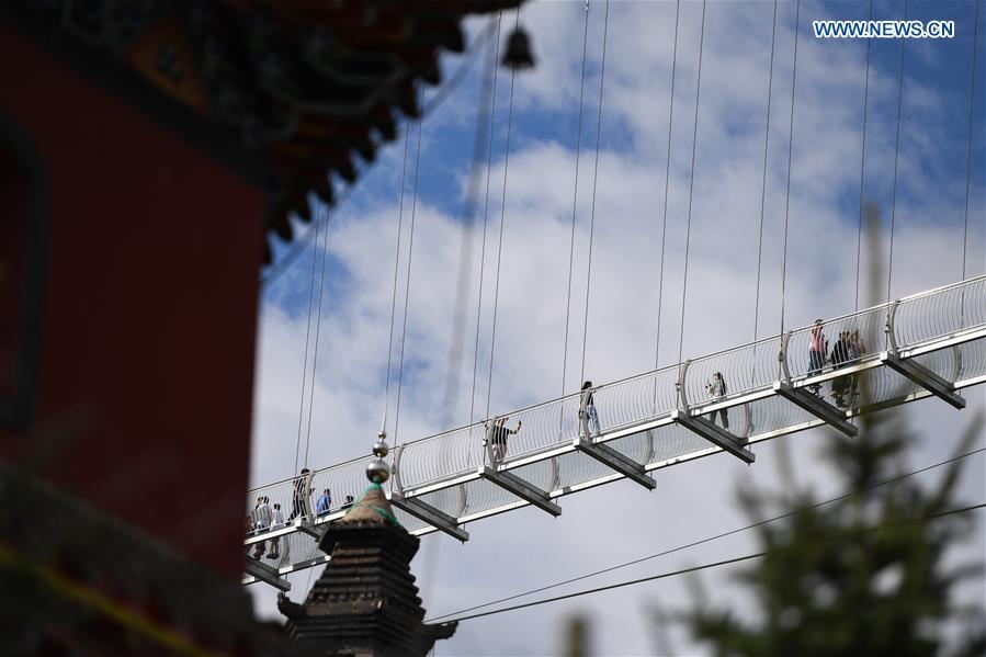 CHINA-INNER MONGOLIA-ULANQAB-TOURISM (CN)