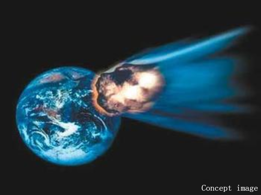Asteroid over 22 meters in diameter to pass by Earth on Tuesday -- NASA - Xinhua | English.news.cn