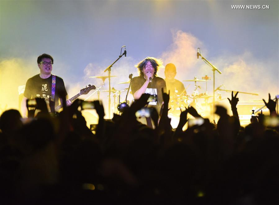 CHINA-SICHUAN-CHENGDU-MIDI-MUSIC EVENT (CN)