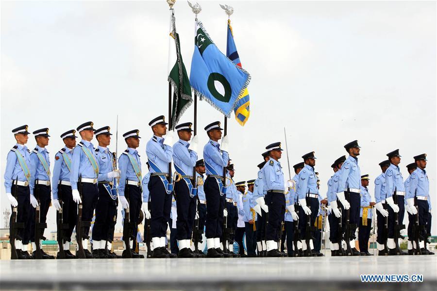 巴基斯坦卡拉奇国防日庆祝活动