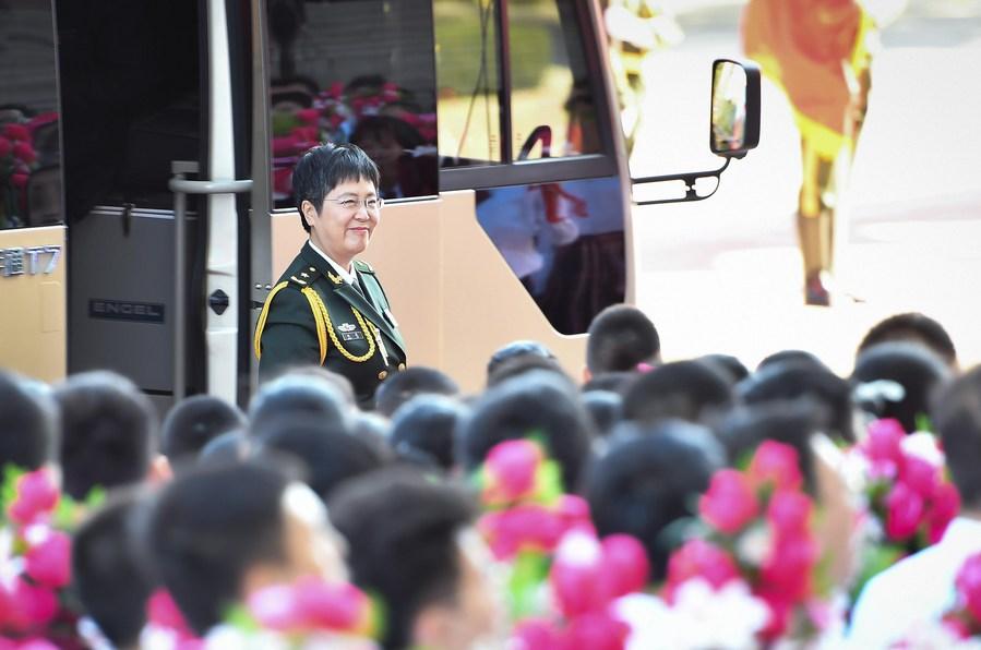 Xi Focus: Xi highlights spirit of combating COVID-19