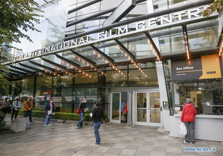 CANADA-VANCOUVER-INTERNATIONAL FILM FESTIVAL