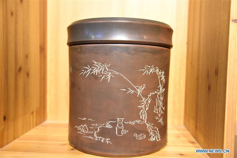 发现中国:尼兴陶器重获新生